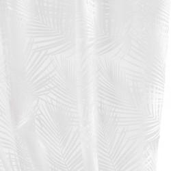 Tissu Voile Rideaux Grande Largeur Brodé Aquaclean SARTHI de Casal