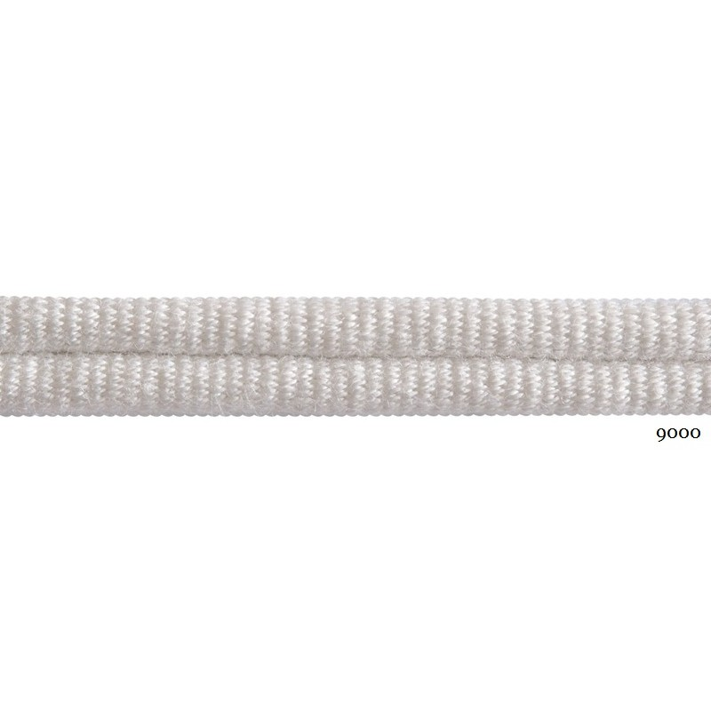 Galon Double Passepoil / Double Corde Houlès 10mm vendu au mètre